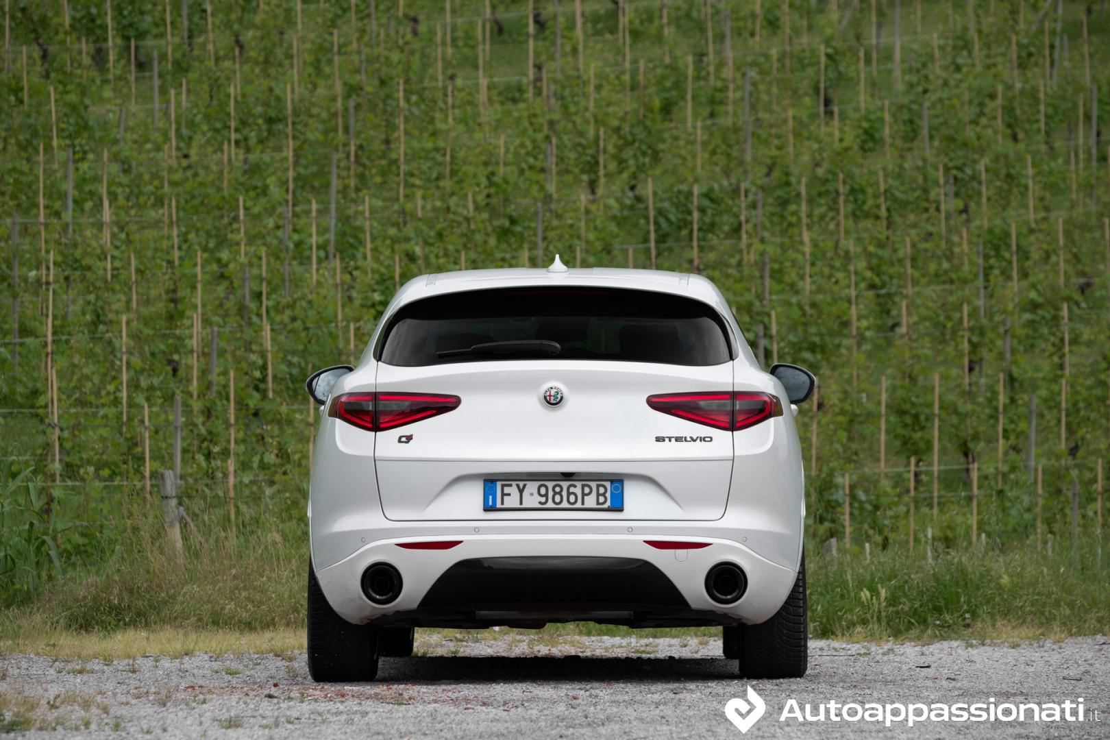 Alfa Romeo Stelvio Veloce 2020 Prova Su Strada Opinioni E Prezzi